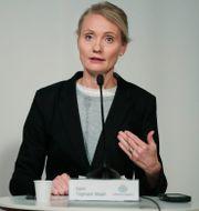 Karin Tegmark Wisell. Amir Nabizadeh / TT NYHETSBYRÅN