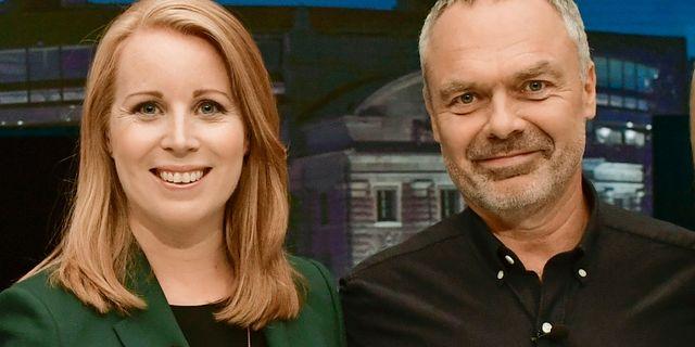 Annie Lööf och Jan Björklund Stina Stjernkvist/TT / TT NYHETSBYRÅN