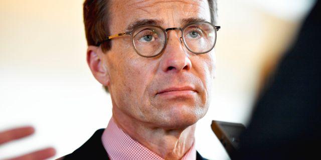Ulf Kristersson.  Naina Helèn Jåma/TT / TT NYHETSBYRÅN