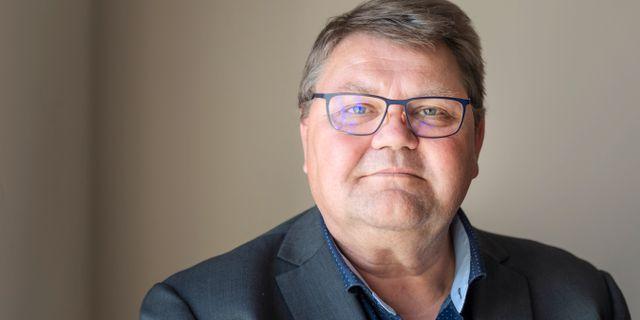 Sverigedemokraternas EU-kandidat Peter Lundgren Stina Stjernkvist/TT / TT NYHETSBYRÅN