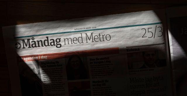 Naina Helén Jåma/TT / TT NYHETSBYRÅN