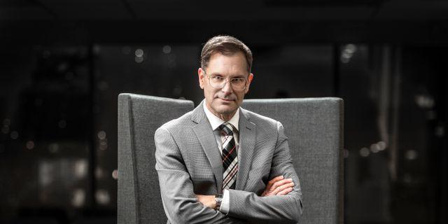 Anders Bergeskog, författare och nationalekonom