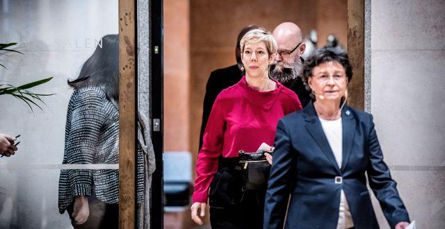 Nya ledamoten Anna Breman. Arkivbild. Tomas Oneborg/SvD/TT / TT NYHETSBYRÅN