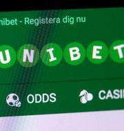 Kindred äger bland annat bettingplattformen Unibet.  Janerik Henriksson/TT / TT NYHETSBYRÅN