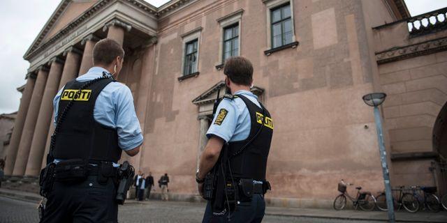Københavns Byret. Johan Nilsson/TT / TT NYHETSBYRÅN