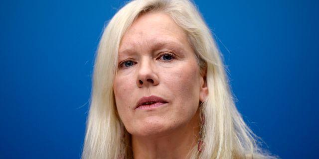 Anna Lindstedt. Arkivbild. Leif R Jansson / TT / TT NYHETSBYRÅN