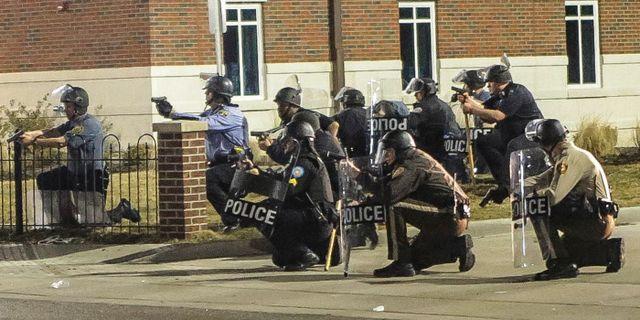 Poliser mordades i ett bakhall