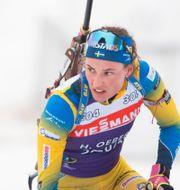 Hanna Öberg.  Fredrik Sandberg/TT / TT NYHETSBYRÅN