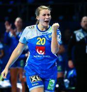 Isabelle Gulldén VINCENT MICHEL / BILDBYRÅN