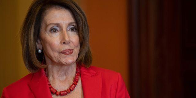 Nancy Pelosi. SAUL LOEB / AFP