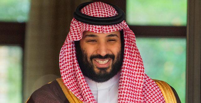 Mohammed bin Salman.  HANDOUT / TT NYHETSBYRÅN