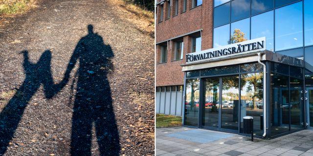 Illustrationsbild/Förvaltningsrätten i Göteborg TT