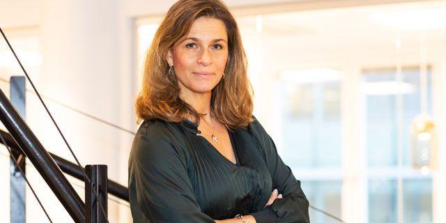 Anna Weiner Jiffer, grundare av HållbarTillväxt AB HÅLLBARTILLVÄXT