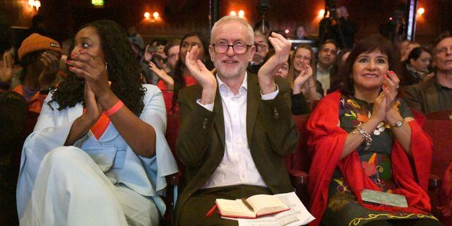 Jeremy Corbyn. Kirsty O'Connor / TT NYHETSBYRÅN