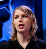 Chelsea Manning. Arkivbild. Suzanne Cordeiro / TT NYHETSBYRÅN