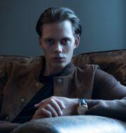 """Bill Skarsgård spelar clownen Pennywise i nya filmatiseringen av """"Det"""". Henrik Montgomery/TT / TT NYHETSBYRÅN"""