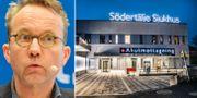 Björn Eriksson/Södertälje sjukhus.  TT