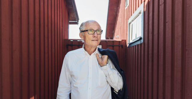 Mats Qviberg. Stina Stjernkvist/TT / TT NYHETSBYRÅN