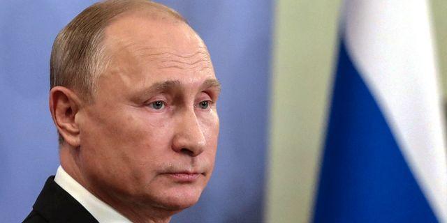 Putin koper in nya karnvapen