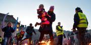 Eldfesten i Kungsträdgården. Arkivbild. JANERIK HENRIKSSON / TT / TT NYHETSBYRÅN