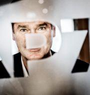 Richard Gröttheim, vd Sjunde AP-fonden. Tomas Oneborg/SvD/TT / TT NYHETSBYRÅN