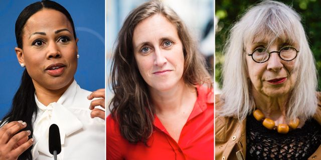 Alice Bah Kuhnke, Hanna Stjärne & Suzanne Osten