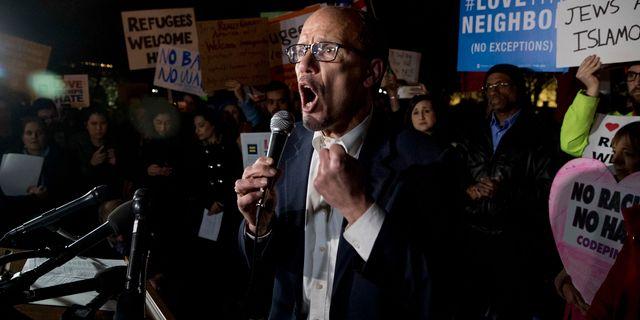 Demokraternas partiledare Tom Perez. Andrew Harnik / TT / NTB Scanpix