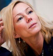 Karolina Ekholm. Arkivbild. Bertil Ericson / TT / TT NYHETSBYRÅN