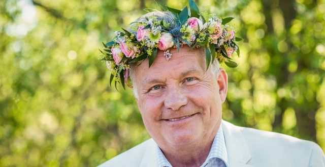 Svante Lindqvist. Anders Alm