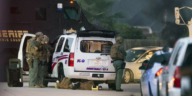 Fem doda i skjutning barn bland offren