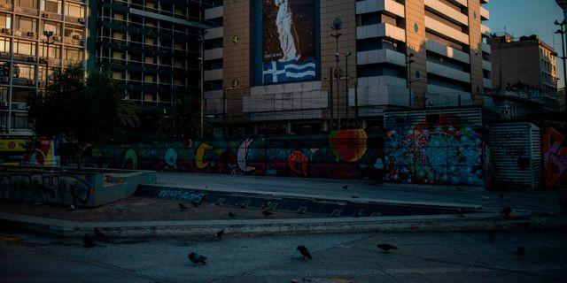 ANGELOS TZORTZINIS / AFP