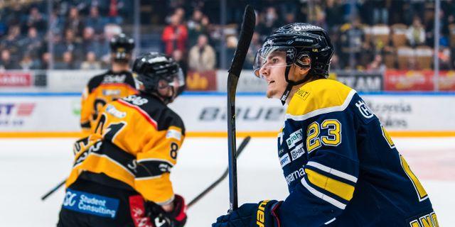 Lias Andersson MATHIAS BERGELD / BILDBYRÅN