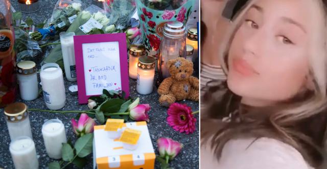 Tolvåriga Adriana sköts till döds i en så kallad drive-by skjutning. TT