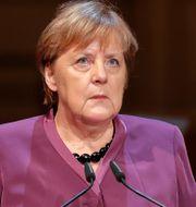 Angela Merkel. Arkivbild. Odd Andersen / TT NYHETSBYRÅN